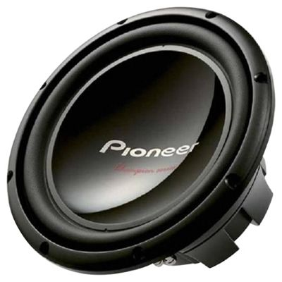 Pioneer Subwoofer TS-W309S4