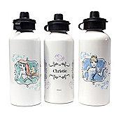Disney Princess Personalised Water Bottle