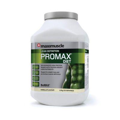 Promax Diet 1.2kg Vanilla