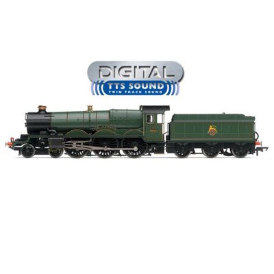 HORNBY Loco R3383TTS BR Castle Earl Of St Germans No.5050 w/ Sound