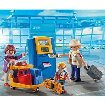 Playmobil City Action Family at Check-In