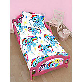 My Little Pony Dash Junior Toddler Bed Plus Deluxe Foam Mattress