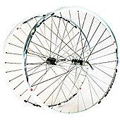 Wilkinson Omega / Tiagra 8/9 Speed 700C Silver Rear Wheel
