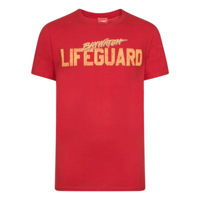 Baywatch Mens T-Shirt Small
