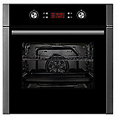 Cookology COP609SS Self-Cleaning Pyrolytic Oven | Built-in or under Single Unbranded Multifunction Fan Oven