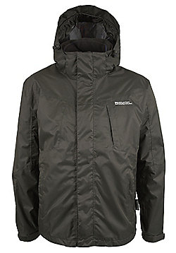 Cyclone Men's Waterproof Jacket - Green