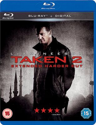 Taken 2 with Ultra Violet