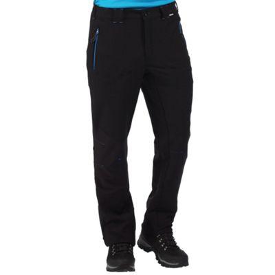 Regatta Mens Questra Trousers Seal Grey 30 Short Leg