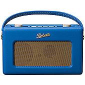 Roberts Revival RD60 DAB/FM Portable Radio (Cobalt Blue)