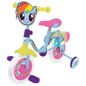 My Little Pony Rainbow Dash 10 Bike