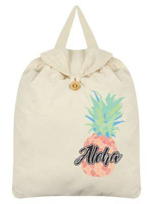 Aloha Cream Festival Backpack 35 x 41cm