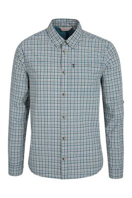 Mountain Warehouse Holiday II Mens Checked Shirt ( Size: XXL )