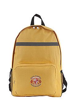 Embroidered School Rucksack