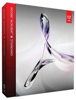 Adobe Acrobat X Windows Version 10 EN