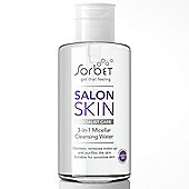 Salon Skin 3-in-1 Cleansing Micellar Water 300ml - Sorbet
