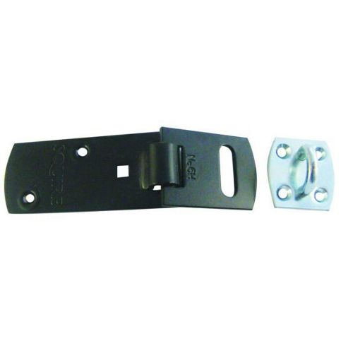 Squire 6H Hasp & Staple - 152mm ZP