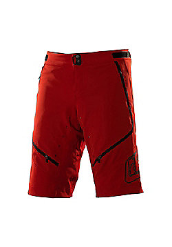 TroyLee Ace Short Bright Red 30