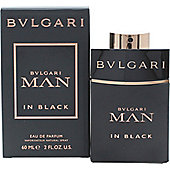 Bvlgari Man In Black Eau de Parfum (EDP) 60ml Spray For Men