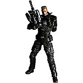 Deus Ex Play Arts Kai Lawrence Barrett - Action Figures
