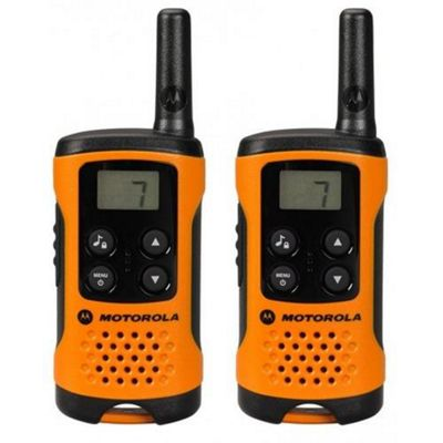 Motorola TLKR-T41 8channels 446MHz two-way radio