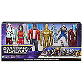 Guardians of the Galaxy 6 figures pack 12""