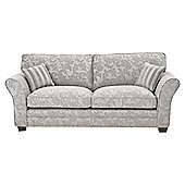 Bronte Large 3 Seat Sofa, Grey