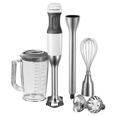 KitchenAid Hand Blender - White