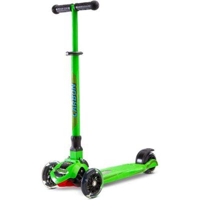 Caretero Carbon Scooter (Green)