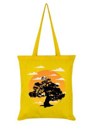 Oriental Sunrise Tote Bag