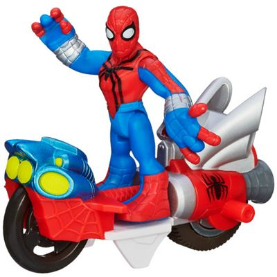 Playskool Heroes Marvel Spider-Man Adventures - Spider-Man Racer
