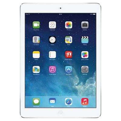 Apple iPad Air 128GB Wi-Fi Silver