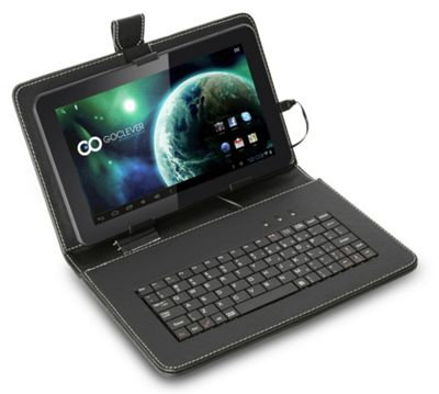 GoClever Terra 9 Inch Dual Core, LCD, 512MB/8GB Jellybean Tablet