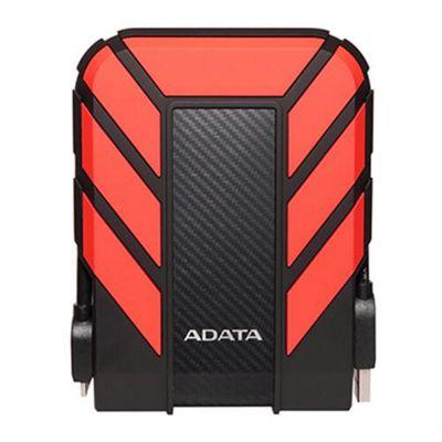 ADATA HD710 Pro 2000GB Black Red external hard drive