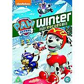 Paw Patrol: Winter Rescues DVD