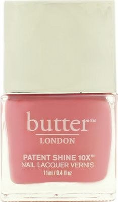 Butter London Patent Shine 10X Nail Lacquer 11ml - Coming Up Roses