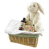 Bath Time Baby Unisex Gift Basket