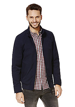 F&F Harrington Jacket - Navy