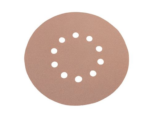 Flex Sanding Paper Hook & Loop Backing Round To Suit WST-700VP 120 Grit Pack 25