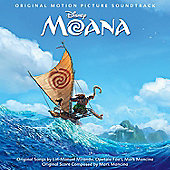 Various Artists- Disney Moana CD
