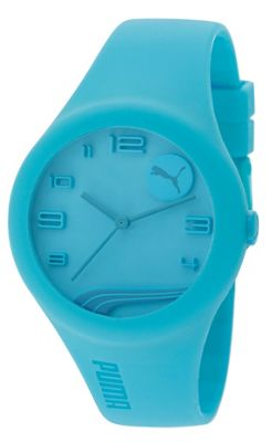 PUMA Active Unisex Silicone Watch PU103001006
