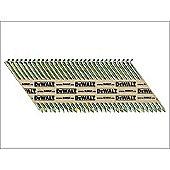 DeWalt DT99628PG-QZ Dewalt Galvanised Smooth Shank 2. 8 X 63Mm Nails
