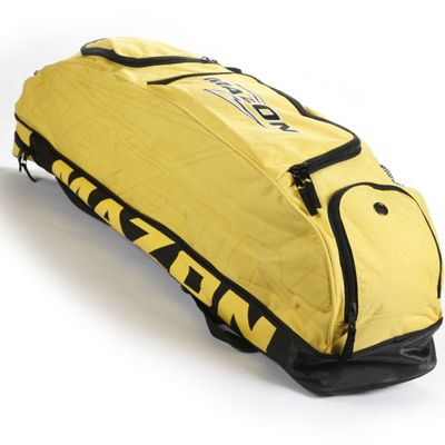 Mazon Fusion Combo Hockey Bag Hockey Stick Holder Carrycase - Yellow