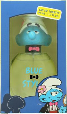 The Smurfs Vanity Eau de Toilette (EDT) 50ml Spray