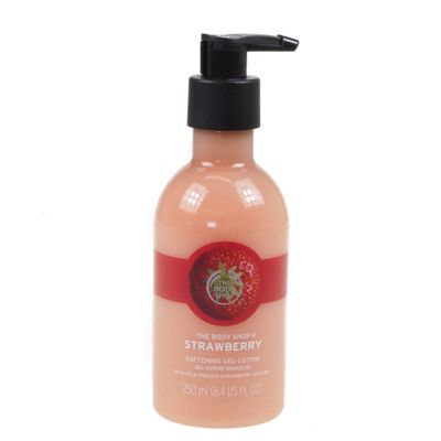 The Body Shop Strawberry Softening Body Lotion 250ml
