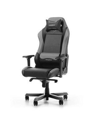 DXRacer Iron Series Gaming Chair - Black / Grey - I11-NG