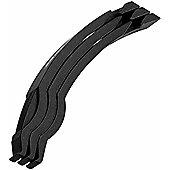 Acor Tyre Levers: Black (3pcs)