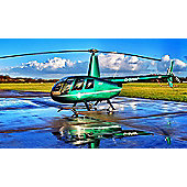 25-35 Minute Extended Helicopter Flight for Two