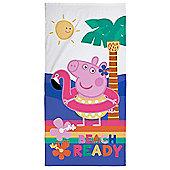 Peppa Pig Hooray Beach Towel