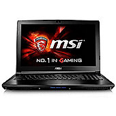 MSI GL62 Intel Core i5-7300HQ 15.6 FHD NVIDIA GTX960 16GB RAM 1TB HDD 128GB SSD