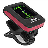 Tiger Clip On Digital Chromatic Guitar Tuner